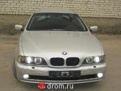 BMW 523, 2002 г. в городе КРАСНОДАР