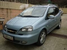 Chevrolet Rezzo, 2006 г. в городе СОЧИ