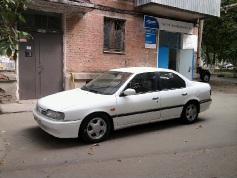 Nissan Primera, 1996 г. в городе КРАСНОДАР