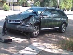 Audi Allroad, 2002 г. в городе СОЧИ