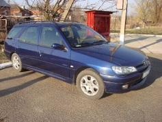 Peugeot 306, 1999 г. в городе Новокубанский район