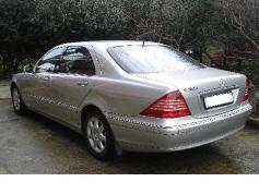 Mercedes-Benz S 500, 1999 г. в городе СОЧИ