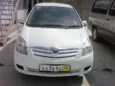 Toyota Corolla Spacio, 2004 г. в городе НОВОРОССИЙСК