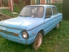 ЗАЗ 968, 1993 г. в городе КРАСНОДАР