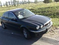 Jaguar X-type, 2002 г. в городе КРАСНОДАР