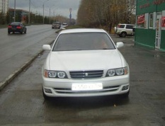 Toyota Chaser, 2001 г. в городе НОВОРОССИЙСК