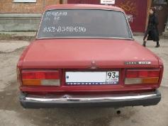 ВАЗ 21074, 1997 г. в городе КРАСНОДАР