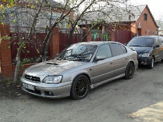 Subaru Legacy, 2002 г. в городе Кореновский район