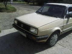 Volkswagen Jetta, 1986 г. в городе Гулькевичский район