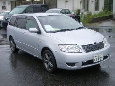 Toyota Corolla Fielder, 2006 г. в городе КРАСНОДАР