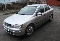 Opel Astra, 2000 г. в городе АНАПА