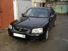Hyundai Accent, 2006 г. в городе Гулькевичский район