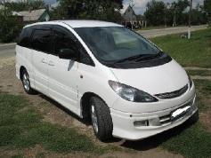 Toyota Estima, 2000 г. в городе КРАСНОДАР