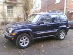 Jeep Cherokee, 2006 г. в городе КРАСНОДАР