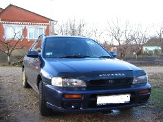 Subaru Impreza, 1997 г. в городе КРАСНОДАР