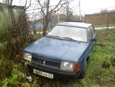 МОСКВИЧ 2141, 1992 г. в городе КРАСНОДАР