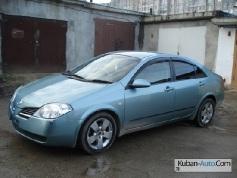 Nissan Primera, 2001 г. в городе КРАСНОДАР