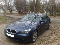 BMW 530, 2004 г. в городе КРАСНОДАР