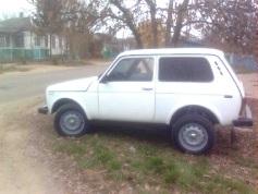 ВАЗ 2121, 1996 г. в городе Усть-Лабинский район