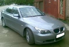 BMW 525, 2005 г. в городе КРАСНОДАР