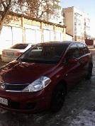 Nissan Tiida, 2007 г. в городе Усть-Лабинский район