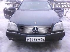 Mercedes-Benz CL 420, 1996 г. в городе СОЧИ