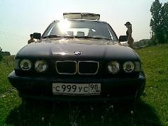 BMW 520, 1995 г. в городе ДРУГИЕ РЕГИОНЫ