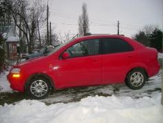 Chevrolet Aveo, 2005 г. в городе Темрюкский район