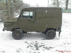 ЛУАЗ 969, 1982 г. в городе Тимашевский район