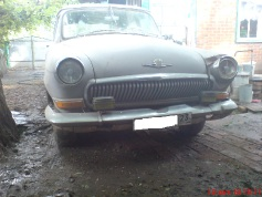 ГАЗ 21, 1963 г. в городе Щербиновский район