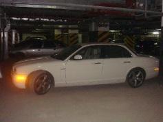 Jaguar XJR, 2008 г. в городе КРАСНОДАР