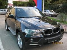 BMW X5, 2007 г. в городе СОЧИ