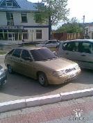 ВАЗ 21124, 2000 г. в городе Крымский район