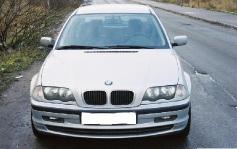BMW 316, 2001 г. в городе Крымский район