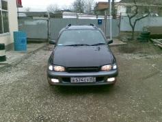 Toyota Caldina, 1996 г. в городе Крымский район