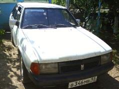 МОСКВИЧ 2141, 1992 г. в городе Абинский район