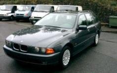 BMW 540, 1999 г. в городе КРАСНОДАР