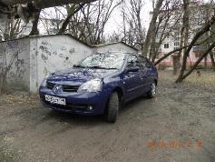 Renault Symbol, 2006 г. в городе КРАСНОДАР