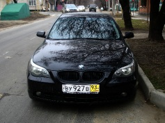 BMW 525, 2003 г. в городе КРАСНОДАР