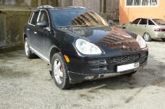 Porsche Cayenne, 2004 г. в городе СОЧИ