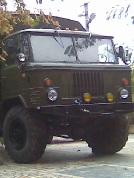 ГАЗ 66, 2011 г. в городе КРАСНОДАР