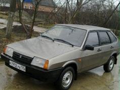 ВАЗ 21093i, 2001 г. в городе Северский район