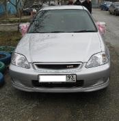 Honda Civic, 2000 г. в городе НОВОРОССИЙСК