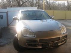 Porsche Cayenne, 2004 г. в городе Кущевский район