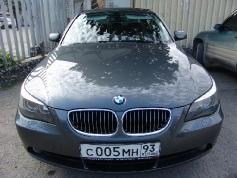 BMW 525, 2006 г. в городе СОЧИ