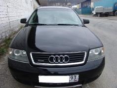 Audi Allroad, 2004 г. в городе СОЧИ