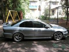 Mitsubishi Galant, 1998 г. в городе КРАСНОДАР