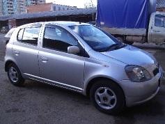 Toyota Vitz, 2001 г. в городе КРАСНОДАР