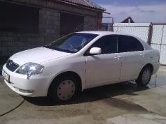 Toyota Corolla, 2002 г. в городе Усть-Лабинский район