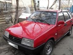 ВАЗ 21093i, 1989 г. в городе КРАСНОДАР